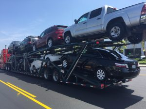 auto dealership transport