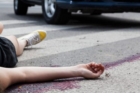 Long Island student hit by car