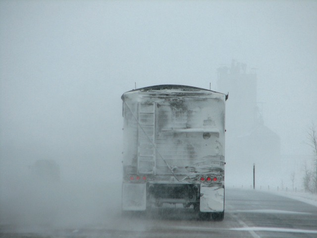 Trucking in Winter: Safety Tips