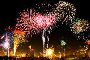 Fireworks Seller Arrested in Levittown