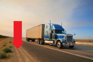 Job Loss: 3,500 Trucking Jobs in December