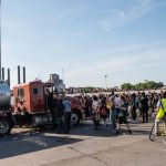 Protests Block Highway Unsafe For Drivers