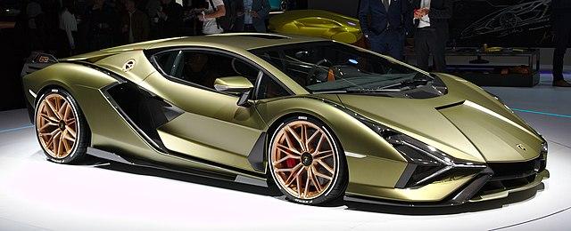 Lamborghini Teases New Model