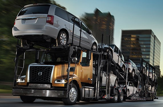 The Volvo VAH Can Carry Cars Near and Far. The 300, 400 and 600 Rock!