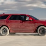 Hellcat Like That Vrooms! 2021 Dodge Durango Is An SRT To Admire