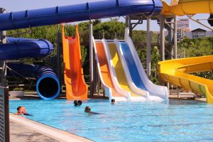 Mega Water Park Offers Residents Fun and Good Times