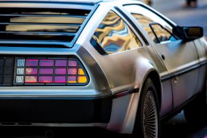 DeLorean DMC-12 On Sale For All You 'Back To The Future' Nerds